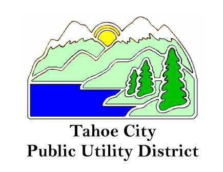 Tahoe City Public Utility District (TCPUD)